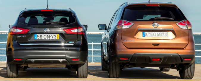 2 Person Smart Car >> Nissan X-Trail vs Kia Sorento vs Mit Outlander - Japanese Talk - MyCarForum.com